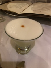 Pisco Sour the delicious national drink!